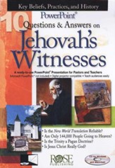 10 Questions & Answers on Jehovah's Witnesses PowerPoint ® [Download]