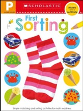 Get Ready for Pre-K Skills Workbook: Sorting
