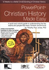 Christian History Made Easy PowerPoint ® [Download]