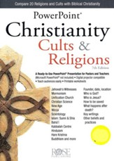 Christianity, Cults & Religions/Denominations Comparison PowerPoint ® [Download]