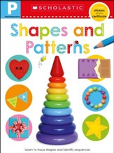 Pre-K Skills Workbook: Shapes and  Patterns