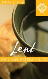 Lent, Half Day Retreat Guide, Group - PDF Download [Download]