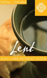 Lent, Half Day Retreat Guide, Individual - PDF Download [Download]