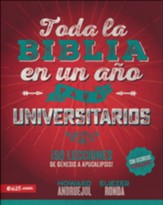Toda la Biblia en un año para universitarios  (The Bible in One Year for College Students)