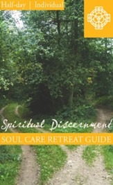 Spiritual Discernment, Half Day Retreat Guide, Individual - PDF Download [Download]