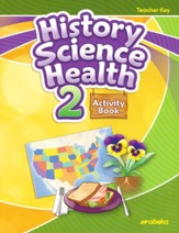 History, Science, and Health 2  Activity Book Teacher Key