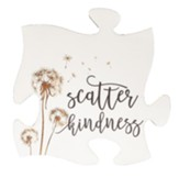 Scatter Kindness Puzzle Art