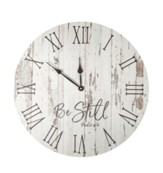 Be Still Clock