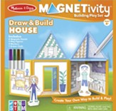 Magnetivity, Draw and Build House