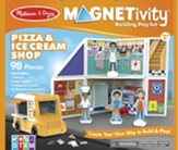 Magnetivity, Pizza and Ice Cream Shop