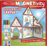 Magnetivity, Draw and Build Castle