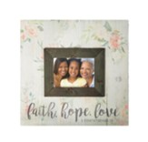 Faith Hope Love Photo