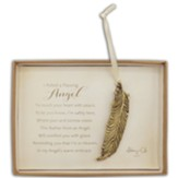 Passing Angel Feather Ornament