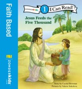 Jesus Feeds the Five Thousand - eBook