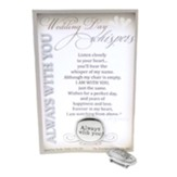 Wedding Day Whispers Pocket Coin