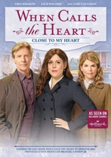 When Calls the Heart: Close to My Heart, DVD