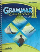 Grammar and Composition II Teacher's Key