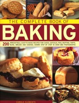 The Complete Book of Baking  - Slightly Imperfect