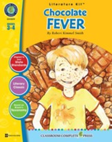 Chocolate Fever - Literature Kit Gr. 3-4 - PDF Download [Download]