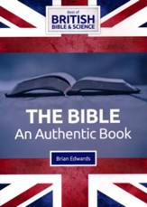 The Bible: An Authentic Book DVD  (Best of British Bible & Science)