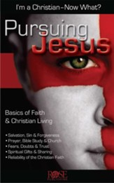 Pursuing Jesus - PDF Download [Download]