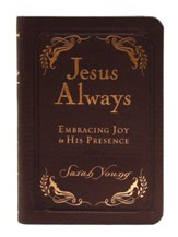 Jesus Always Small Deluxe
