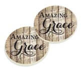 Amazing Grace Car Coasters