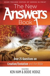 The New Answers Book Volume 1: Over  25 Questions on Creation/Evolution and the Bible - PDF Download [Download]