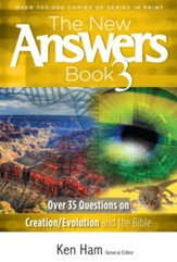 The New Answers Book Volume 3: Over 35 Questions on Creation/Evolution and the Bible - PDF Download [Download]
