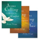 Jesus Calling Topical Devotional Pack