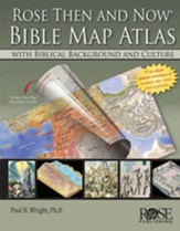 Rose Then And Now Bible Map Atlas With Biblical Backgrounds and Culture - PDF Download [Download]