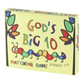 God's Big 10 Matching Game