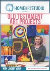 Old Testament Art Projects DVD