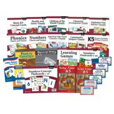 Abeka Grade K5 Complete Parent Kit (Manuscript Edition), New Edition