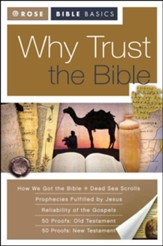 Why Trust the Bible - PDF Download [Download]