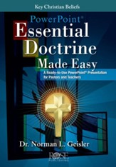 Essential Doctrine Made Easy PowerPoint ® [Download]