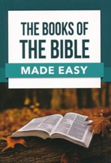 Bible Made Easy: Books of the Bible - PDF Download [Download]