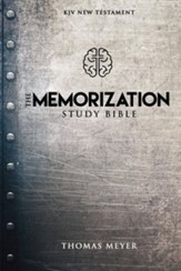 Memorization Study Bible, The - PDF Download [Download]