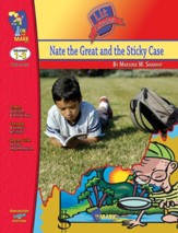 Nate the Great and the Sticky Case Lit Link - PDF Download [Download]
