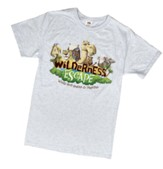 Wilderness Escape: Adult T-Shirt, 2X-Large (50-52)