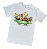 Wilderness Escape: Adult T-Shirt, Medium (38-40)