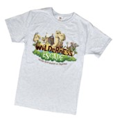 Wilderness Escape: Child T-Shirt, Large (14-16)