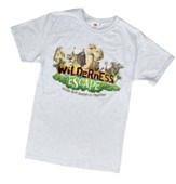 Wilderness Escape: Child T-Shirt, Small (6-8)