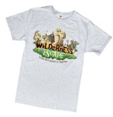 Wilderness Escape: Child T-Shirt, X-Small (2-4)