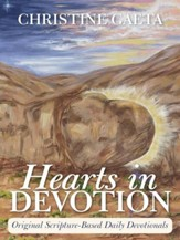 Hearts in Devotion: Original Scripture-Based Daily Devotionals - eBook