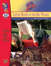 Little House in the Big Woods Lit Link - PDF Download [Download]