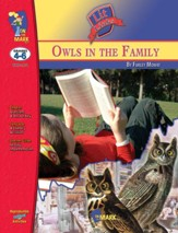Owls in the Family Lit Link - PDF Download [Download]