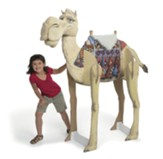 Wilderness Escape: Giant Humphrey the Camel 3-D Display