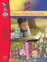 Tales of the 4th Grade Nothing Lit Link Gr. 4-6 - PDF Download [Download]