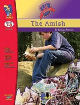 Amish Adventure Lit Link Gr. 7-8 - PDF Download [Download]